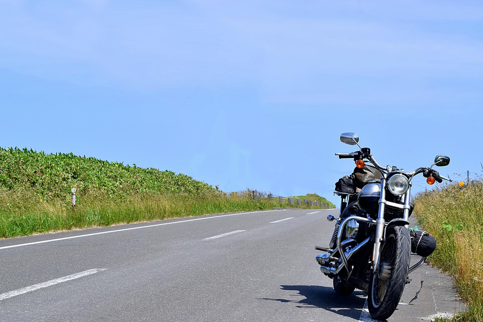 バイク公道デビュー